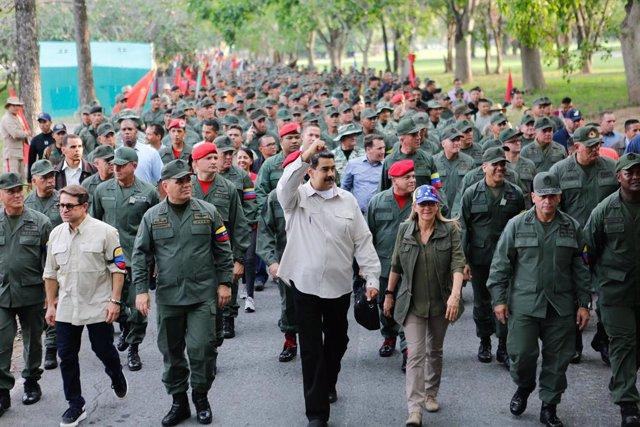 Crises in Venezuela