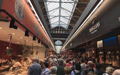 Més de 6 milions de persones visiten el Mercat de Sant Antoni des de la seva reobertura fa un any (EUROPA PRESS - Archivo)