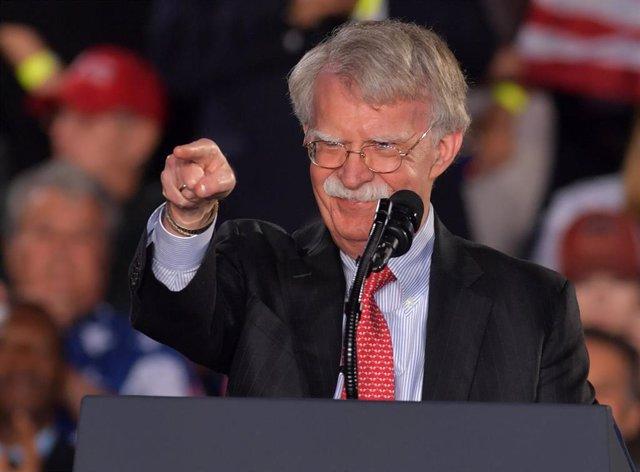 """Venezuela.- Bolton acusa a Maduro de pedir a """"matones extranjeros"""" que repriman al pueblo de Venezuela"""