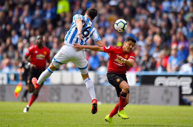 England Premier League - Huddersfield Town vs Manchester United