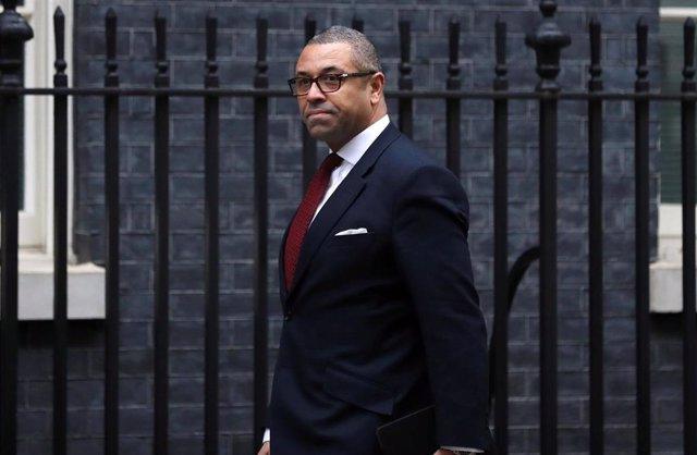 R.Unido.- El ministro adjunto para el Brexit se presenta como candidato para liderar el Partido Conservador