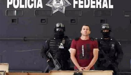 Extraditado a EEUU un miembro de alto rango del cártel mexicano de Sinaloa