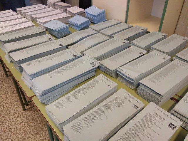 Almeria.-26M-M.-PP recupera petits municipis com Bayarque i Huécija, on obté majoria absoluta