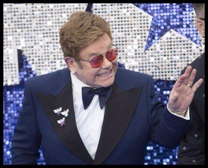 Las canciones más escuchadas de Elton John en Spotify