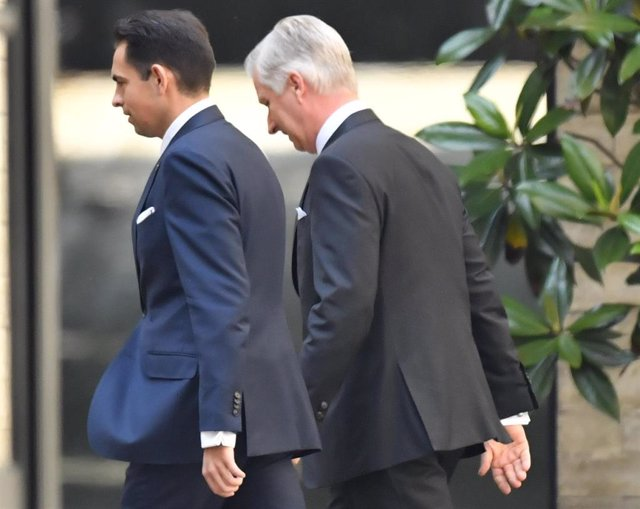 King Philippe meets Vlaams Belang chairman in Brussels