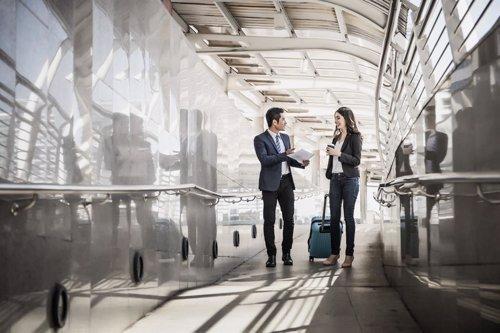 El tiempo de reserva y la gestión de costes suponen el 72% de las quejas de las empresas en reservas de viajes