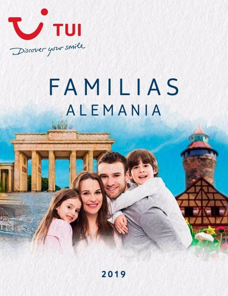Tui y turismo de alemania unen fuerzas para promocionar el for Agencia turismo madrid