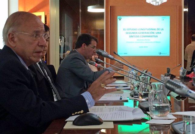 El sociólogo Alejandro Portes
