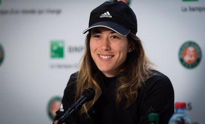 Muguruza se planta con autoridad en tercera ronda de Roland Garros