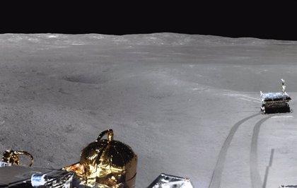 La misión china Chang'E 4 reanuda el trabajo para un sexto día lunar