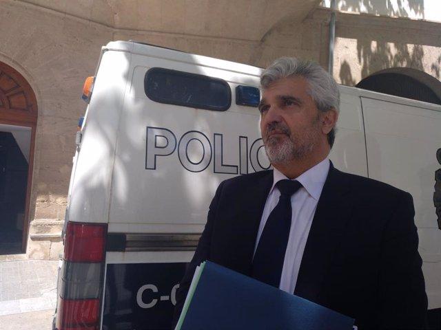 La defensa del empresario mexicano detenido en Mallorca asegura que es víctima de una vendetta