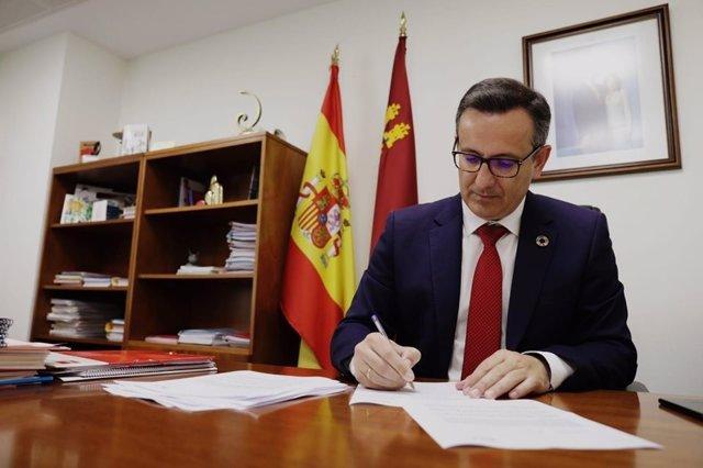 26M.- PSOE Recuerda Que Antes De La Campaña Enviaron A Todos Los Partidos Diez Grandes Pactos Por La Región