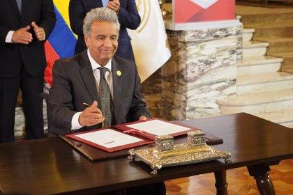 """Ecuador anuncia que en las """"próximas semanas"""" recibirá 1.500 millones en créditos de varios organismos hasta junio"""