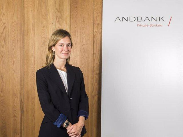 Economía.-Andbank España ficha a Teresa Moriyón, de Credit Suisse, para su nueva área de asesoramiento corporativo