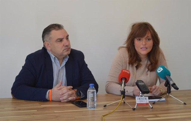 La exdiputada provincial del PP en Ourense, Montse Lama ficha por Ciudadanos