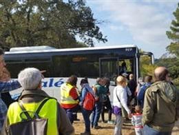 La Diputació de Barcelona celebra el Dia dels Parcs amb trajectes guiats en bus