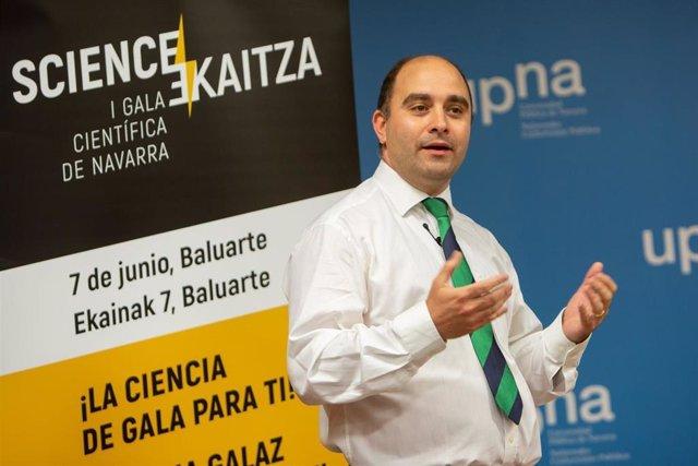 Un total de 25 investigadores de la UPNA participan en nueve proyectos que optan al Premio del Público en SciencEkaitza