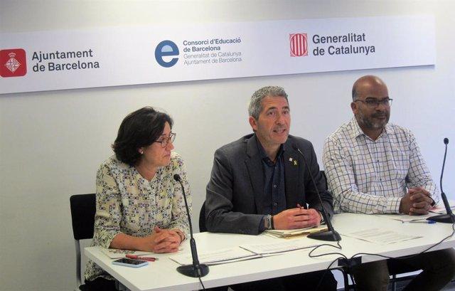 Barcelona obre vuit grups addicionals de P3 i ESO i incrementa rtio en 142 més