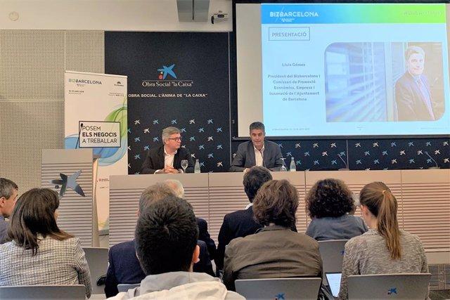 Fira.- Bizbarcelona by Barcelona Activa reunirà 200 activitats per al creixement empresarial i l'emprenedoria