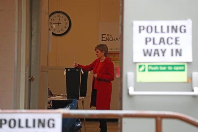 European Parliament election in Scotland