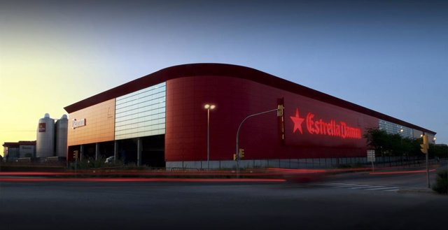 Fábrica Estrella Damm