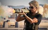 """Foto: """"En Terminator 6 Sarah Connor es una abuela cabreada con una escopeta"""""""
