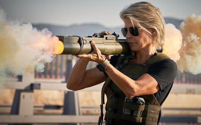 """""""En Terminator 6 Sarah Connor Es Una Abuela Cabreada Con Una Escopeta"""""""