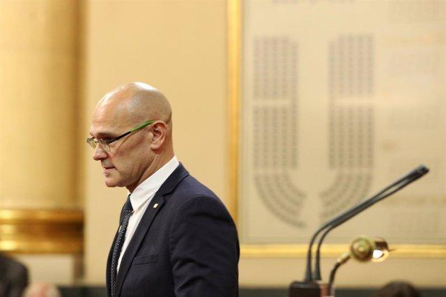 Diari de Sessions del Senat omet el 'que es foti' d'Hernando a Romeva i inclou les fórmules en catal i basc