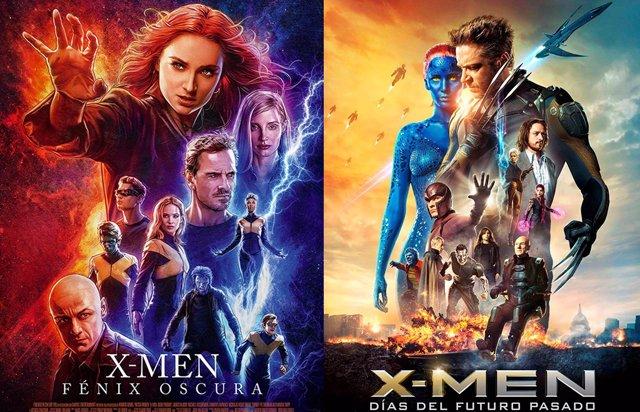X-Men: Así conecta Fénix Oscura con Días del Futuro Pasado