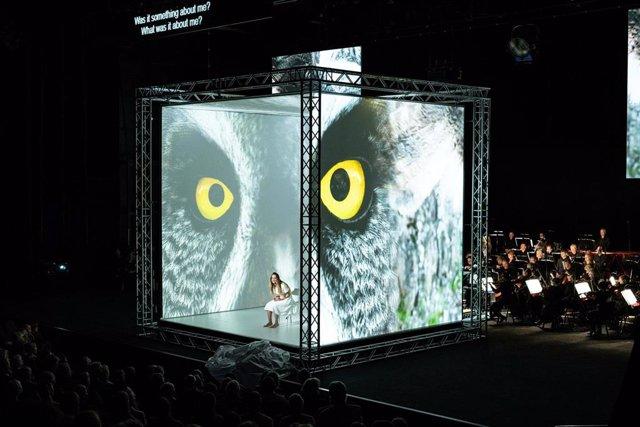 Teatro Arriaga coproduce y Calixto Bieito dirige el concierto operístico Waiting, un espectáculo basado en Solveig