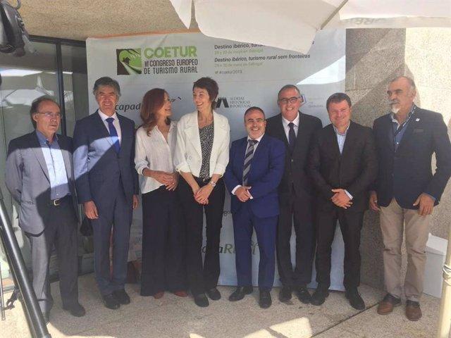 Turismo.- La eurorregión que forman Extremadura, Región Centro y Alentejo suma 5 millones de viajeros al año