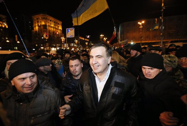 Mijail Saakashvili