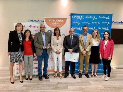 Sanitas recibe el sello  'Brain Caring People' de la Asociación Freno al Ictus