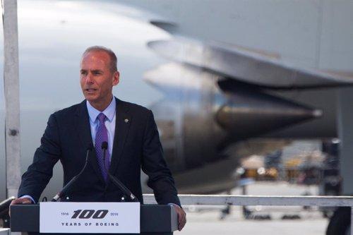 Los accionistas de Boeing mantienen al presidente en su cargo pese a la crisis del 737 MAX