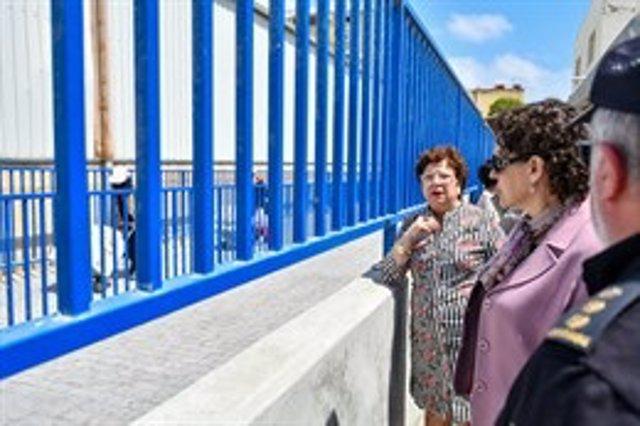 La ministra de Trabajo anuncia un Plan Integral de Empleo 2019-2020 para Ceuta con 44,4 millones de presupuesto
