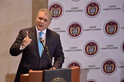 Duque respalda la petición de la Procuraduría colombiana para que 'Jesús Santrich' continúe detenido