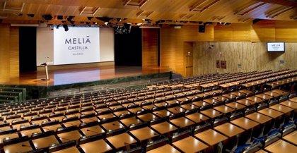 Meliá Castilla, mejor hotel MICE en España y el segundo en Europa