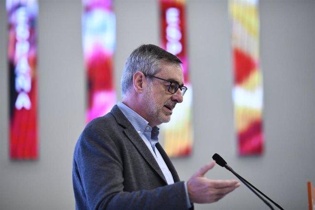 España.- Villegas responde con ambigüedad sobre posible pacto Ciudadanos-PSOE para que Villacís sea alcaldesa de Madrid