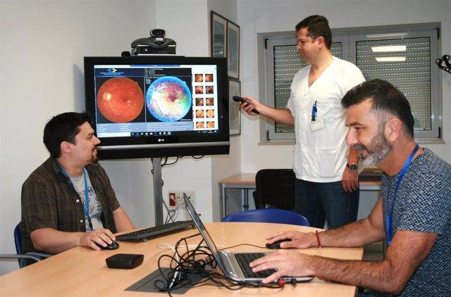 El Hospital de La Candelaria aplica inteligencia artificial para detectar retinopatía diabética