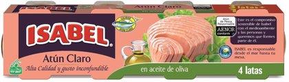 Las primeras latas de atún con etiqueta de producto responsable llegan en junio a los supermercados españoles