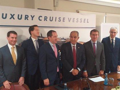 """Barreras confirma el segundo contrato con Ritz Carlton y el """"deseo"""" de negociar un tercer barco"""