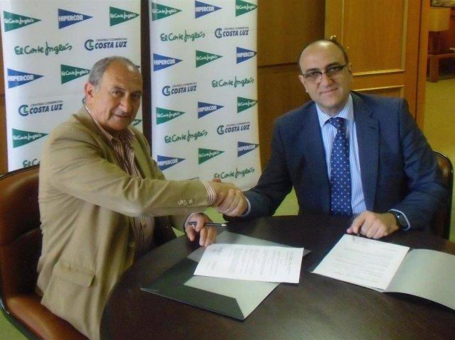 Huelva.- El Corte Inglés renueva su compromiso con la 94ª edición de la Copa del Rey de Tenis