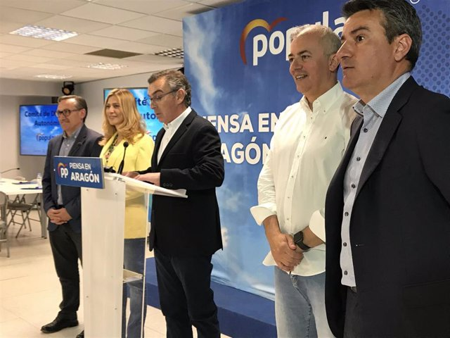 """26M.- Beamonte (PP) Dice Que Un Gobierno Basado En """"Las Coincidencias"""" De La Derecha Exige También """"Ceder"""""""
