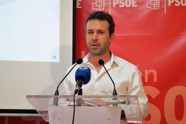 """Jaén.-26M.-Millán (PSOE) es """"optimista"""" y cree que """"no se entendería un acuerdo contraríe la voluntad popular"""""""