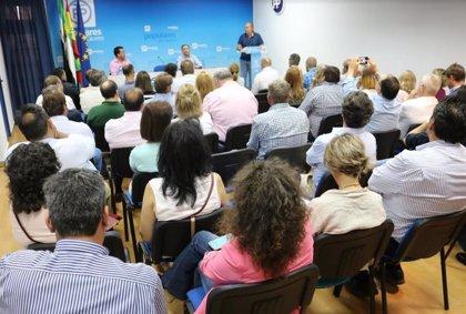 """Monago señala que la """"chapuza jurídica"""" de la Junta sobre la mina de Cáceres """"queda al descubierto"""" con la resolución"""