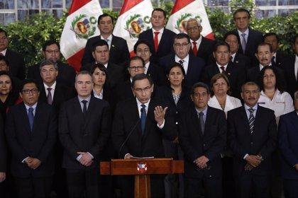 Estos son los 5 puntos de la cuestión de confianza que presentará Vizcarra ante el Congreso de Perú