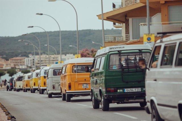 Convención FurgoVolkswagen