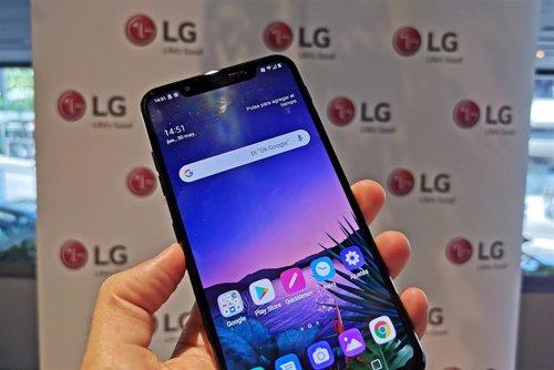 LG presenta su nuevo catálogo de móviles, que va de la gama media a modelos 'premium' pasando por el 5G