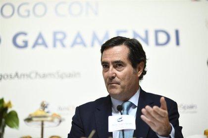 """Garamendi pide que las empresas puedan """"participar"""" en la Universidad: """"No pintamos nada"""""""