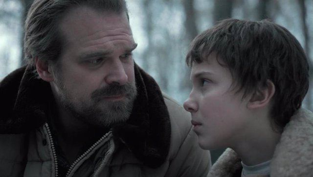 "David Harbour: La 3ª temporada de Stranger Things será la más ""conmovedora"""